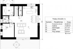 Namo projektas Namo projektas M010