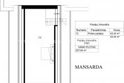Namo projektas Namo projektas M013