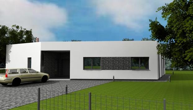 Namo projektas Dvibutis M097
